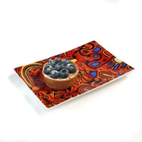 BWA Boxed China Cake Plate - Ngurunderi