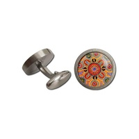 Allegria Stainless Steel Giftboxed Cufflinks - People Telling Stories