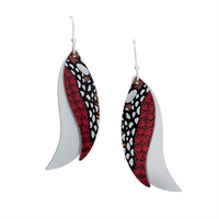 Butterfly - Handmade 2pce Earrings