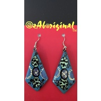 Keringke Arts Lacquered Earrings - Keringke Arts06