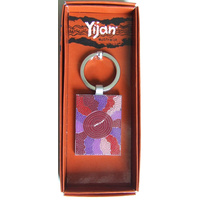 Yijan Boxed Keyring - Fire N Water