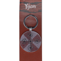 Yijan Boxed metal Keyring - Women's Yalke Ceremony
