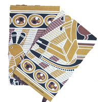 Aboriginal Apron and Teatowel Set - XRay Kangaroo