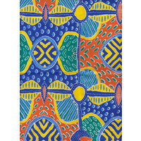 Keringke Art Cotton Teatowel