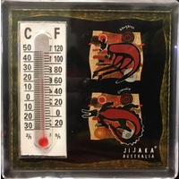 Jijaka Thermometer Magnetic - Roo & Croc
