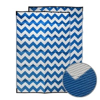 Recycled Mat - Family - Chevron