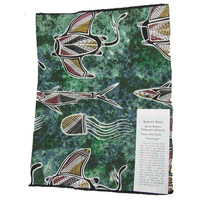 AusDesigns A4 Folder Cover - Freshwater