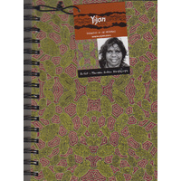 Yijan A5 Ruled Notebook - Women Travel Dreaming