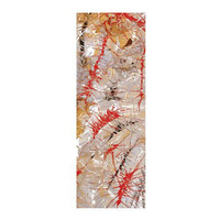 Utopia Aboriginal Art Bookmark - Dancing Bird Spirits