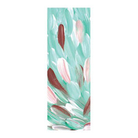 Utopia Aboriginal Art Bookmark - Leaves (Green)