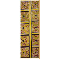 Utopia Aboriginal Art Bookmark - Tyankern & Ahakeye Dreaming