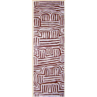 Utopia Aboriginal Art Bookmark - Women's Ceremony