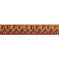Koolbardi Aboriginal Magnetic Bookmark - Honey Ants