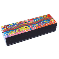Lacquered Pencil Box - Mina Mina Jukurrpa