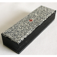 Lacquered Pencil Box - Big Womens Story