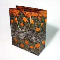 Aboriginal Art Handmade Paper Giftbag (Medium) - Sandhills
