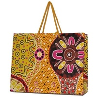 Warrina Aboriginal Art Giftbag (Small) - Women's Business