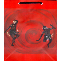 Aboriginal design Giftbag - Wind Tunnel