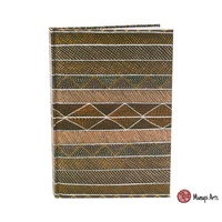 Munupi Aboriginal Art A5 Blank Journal - Jillamara Design