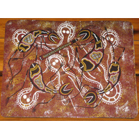 Yagali  Mousepad - World of Spirits