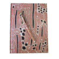 Aboriginal Art A5 Journal Giftset (2pce)