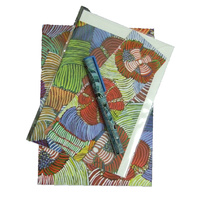 Utopia 4pce A5 Notepad/Giftcard Set