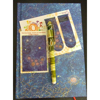 Warlu 4pce Journal Giftset