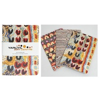Yarliyil Aboriginal Art A6 Notepads (set 3)