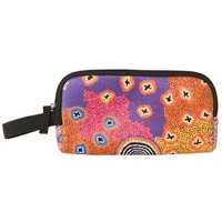 Warlukurlangu Neoprene Pencil Case - Ruth Stewart