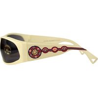 Aboriginal Sunglasses - Honey Ants (Beige Frames)