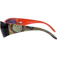 Aboriginal Art Sunglasses - Camp Connections
