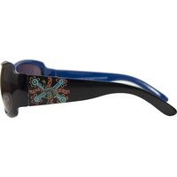 Aboriginal Art Sunglasses - Emu Walk