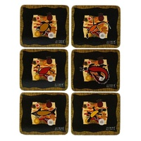 Totem Country - Jijaka Aboriginal Art Boxed Coaster Set (6)