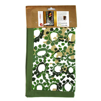 BWA Screen Printed Natural Cotton Tablerunner - Marsupial Mouse Dreaming