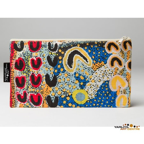 Yarliyil Cotton Zip Bag -