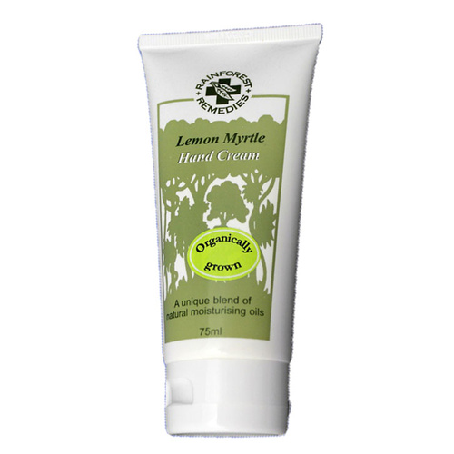 Lemon Myrtle Hand Cream (75ml)