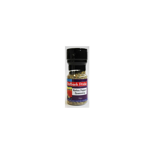 Outback Pride Native Pepper Seasoning 30g - CLR