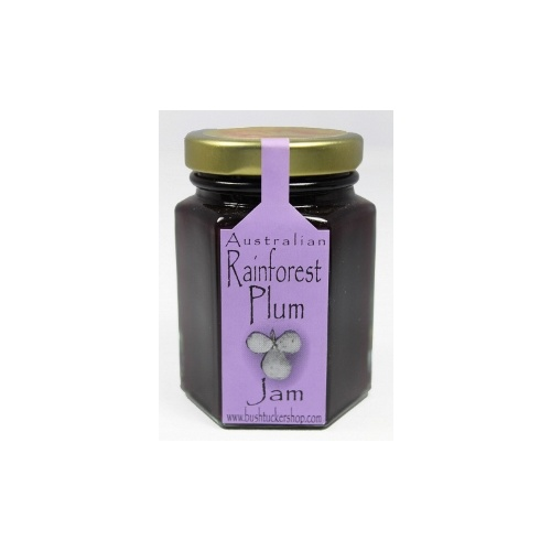 Kurrajong Rainforest Plum Jam (230g)