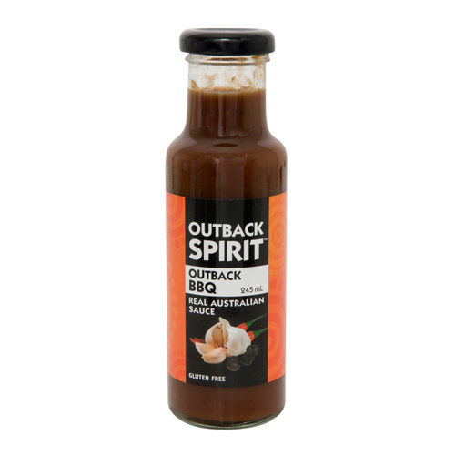Outback Spirit Outback BBQ Sauce 245mls