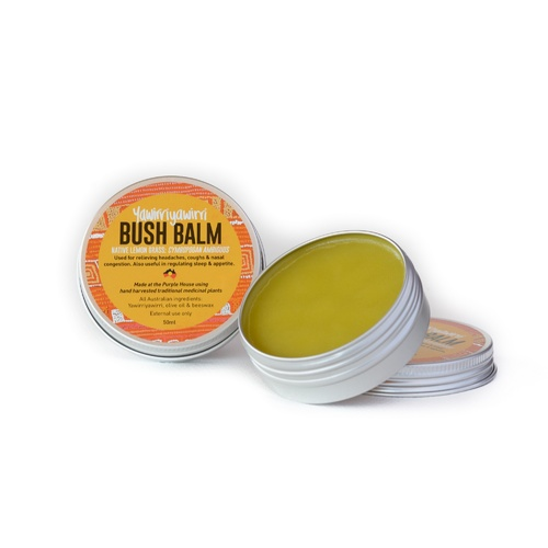 Yawirriyawirri (Native Lemon Grass) Bush Balm [Size: 50ml]