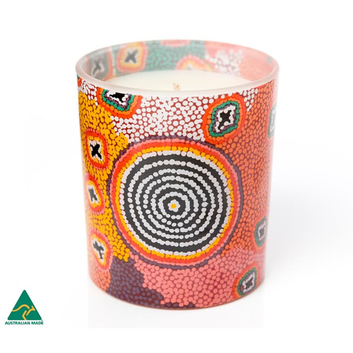 Warlukurlangu Fragranced Soy Blend Candles - Ruth Stewart