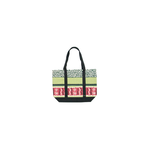 Outstations Canvas Tote Bag - Norman Cox (Green)