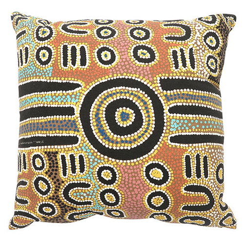 Outstations Cushion Cover - Biddy Timms