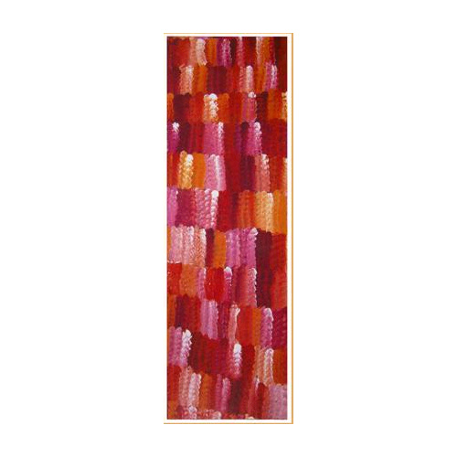 Utopia Aboriginal Art Bookmark - Bush Foods