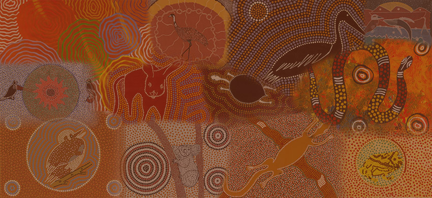 DREAMTIME STORIES