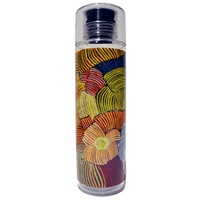 Utopia Aboriginal Art Tritan Water Bottle (580ml) Pencil Yam
