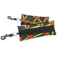 Bunabiri Aboriginal Art Neoprene Eyewear Case - Talaroo Springs
