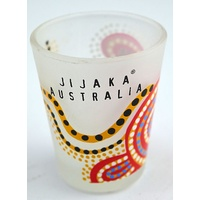 Jijaka Aboriginal Shot Glass - Navigator