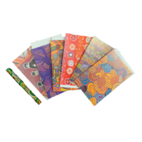 Jijaka Aboriginal Art Giftcard/Env Set (6)