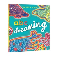 ABC Dreaming (Soft Cover) - Aboriginal Children's Book